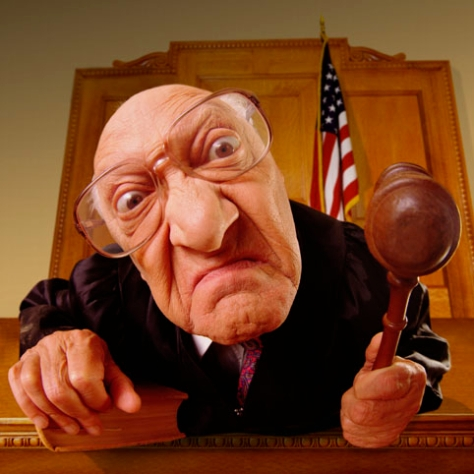 Pissed-off-Judge